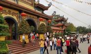 Ngày 21-3, chùa Ba Vàng vẫn rao giảng hiện tượng vong nhập, báo oán