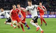 Xe tăng Đức suýt tuột xích trước Serbia trên sân nhà