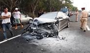 Hai ôtô tông trực diện trên đường cao tốc Liên Khương - Đà Lạt, 1 người chết