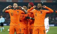 Cố nhân Man United tỏa sáng, Hà Lan thắng tưng bừng vòng loại Euro