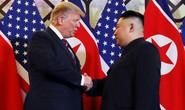 Ông Trump rút lệnh trừng phạt Triều Tiên vì... mến ông Kim Jong-un