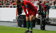 Ronaldo chấn thương, Juventus lo ngại tứ kết Champions League