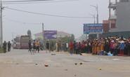 Xe khách tông chết 7 người: Tang tóc một vùng quê