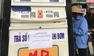 Đại lý xăng dầu trần tình tạm ngừng bán xăng RON 95 là do... hỏng xe bồn