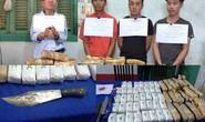 Quảng Bình: Thu giữ 110.000 viên ma túy