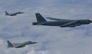 Mỹ triển khai B-52 tập luyện trên biển Hoa Đông