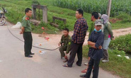 Gây tai nạn chết người ở Nghệ An, 2 thiếu niên lấy xe máy của nạn nhân chạy ra Hà Nội