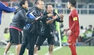 HLV Park Hang-seo chỉ gọi đúng 23 tuyển thủ đi Thái Lan