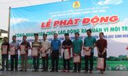 CNVC-LĐ chung tay bảo vệ môi trường