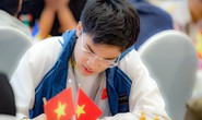 Nguyễn Anh Khôi giành cú đúp vàng cờ vua trẻ châu Á