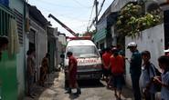 TP HCM: 1 người bị tường nhà đổ sập đè tử vong thương tâm