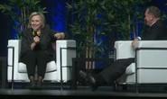 Bà Clinton nói lời dứt khoát với ghế tổng thống Mỹ