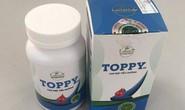 Thêm sản phẩm thảo dược Toppy hỗ trợ bệnh tiểu đường bị thu hồi