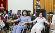 Bác sĩ hiến máu cả chục lần cứu người bệnh