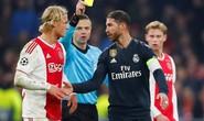 Gã hề Ramos bất lực nhìn Real Madrid thảm bại ở Champions League