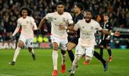 Ngược dòng kỳ vĩ, Man United quật ngã PSG ở Paris