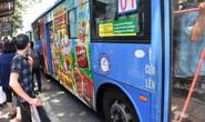 TP HCM: Bế tắc đấu giá quảng cáo xe buýt
