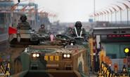 Mỹ - Hàn tập trận, Triều Tiên nổi giận