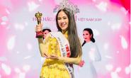 Mỹ nhân Sao Mai Tuyết Nga đăng quang Hoa hậu áo dài Việt Nam