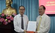 TP HCM: Bí thư quận 3 làm Trưởng ban Tổ chức Thành ủy TP