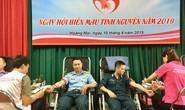 CNVC-LĐ Hà Nội tích cực hiến máu tình nguyện