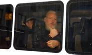 Phát hiện Mỹ đã nhúng tay trong vụ bắt nhà sáng lập WikiLeaks