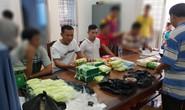 Bắt quả tang vận chuyển ma túy khủng qua biên giới Tây Nam