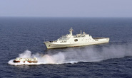 """""""Cảm tử quân"""" Philippines ra trận nếu Trung Quốc vượt lằn ranh đỏ ở biển Đông"""