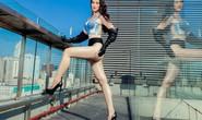 Bỏng mắt với Hoa hậu Trái đất Phương Khánh