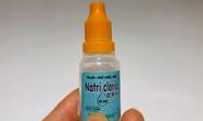 Rửa mắt bằng nước muối sinh lý lâu dài có tốt?