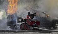 Cháy Nhà thờ Đức Bà Paris: Lính cứu hỏa cầu viện vũ khí bí mật