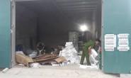 Vụ bắt giữ gần 1 tấn ma túy đá: Khám nhà 1 nghi phạm điều hành đường dây