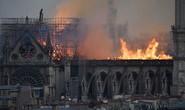Cháy Nhà thờ Đức Bà Paris: Thách thức ở phía trước