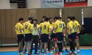 Bóng chuyền nam TP HCM vào Top 8 châu Á