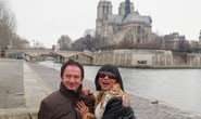 Ca sĩ Lệ Thu: Nhà thờ Đức Bà Paris bốc cháy và câu hát Trịnh Công Sơn