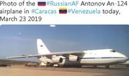 Mỹ kêu gọi chặn máy bay Nga tới Venezuela