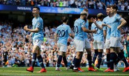 Điểm 3 và ngôi số 1 cho Man City