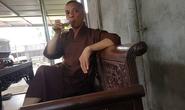 Xôn xao thông tin trụ trì chùa Trung Hành dọa thả chó cắn nát mặt Phật tử