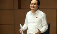 Vụ gian lận điểm thi: Bộ trưởng GD-ĐT Phùng Xuân Nhạ rất đau lòng