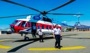 Khai thác tuyến Vũng Tàu – Côn Đảo bằng máy bay trực thăng