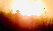 Cháy kinh hoàng suốt đêm, hàng chục hecta rừng phòng hộ ra tro