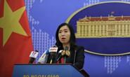 Hoạt động của Việt Nam ở Trường Sa là hoàn toàn bình thường và hợp pháp