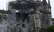 Cháy Nhà thờ Đức Bà Paris: Công nhân hút thuốc tại công trường