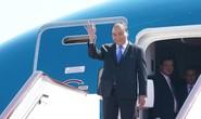 Thủ tướng đến Bắc Kinh, bắt đầu chuyến tham dự Diễn đàn Vành đai và Con đường