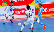 VCK Futsal VĐQG 2019: Thái Sơn Nam thua sốc