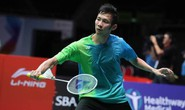 Cựu số 1 Trung Quốc bỏ cuộc, Tiến Minh vào bán kết giải châu Á