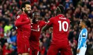 3 cú đúp gây sốc đưa Liverpool lên ngôi đầu giải Ngoại hạng Anh