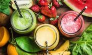 Biến chứng đáng sợ sau 3 tuần uống nước trái cây