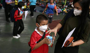 Ô nhiễm không khí rút ngắn tuổi thọ trẻ em