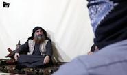 Thủ lĩnh tối cao IS tái xuất sau 5 năm biệt tích